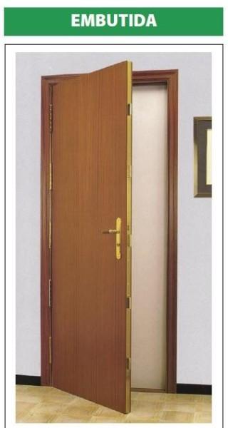 Puertas blindadas puerta blindada sidese for Puertas blindadas